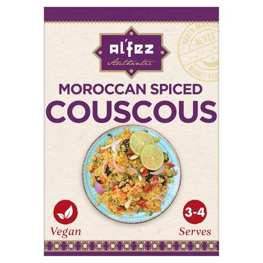 Al'fez Moroccan Spiced Couscous 200G
