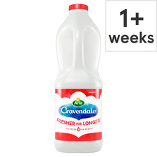 image 1 of Cravendale Filtered Skimmed Milk 2 Litre