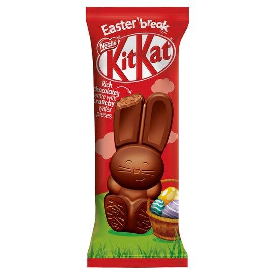 Nestle Kit Kat Bunny Milk Chocolate Bar
