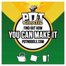 image 4 of Pot Noodle King Chicken & Mushroom 114G