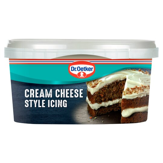 Dr. Oetker Cream Cheese Style Icing 400G