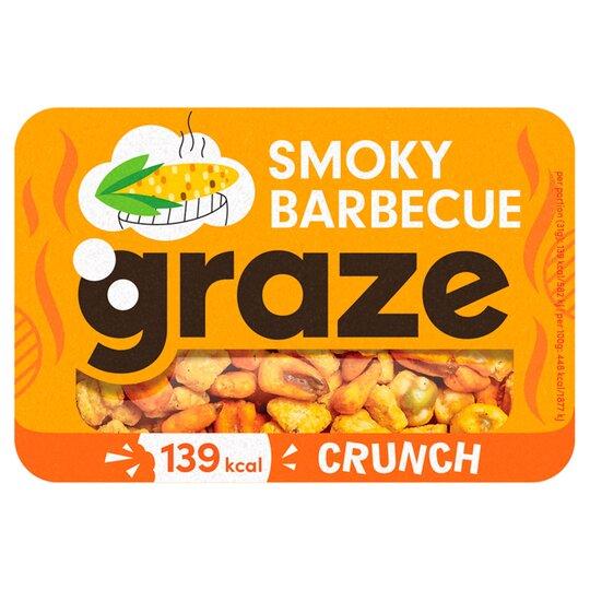 Graze Bbq Crunch 31G