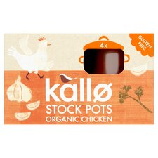 image 1 of Kallo Organic Chicken Stockpot 96G
