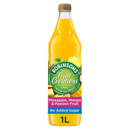 image 1 of Robinsons Creations Mango Pineapple Drink 1L