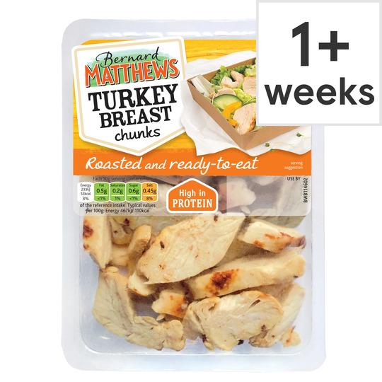 Bernard Matthews Roast Turkey Breast Chunks 100G