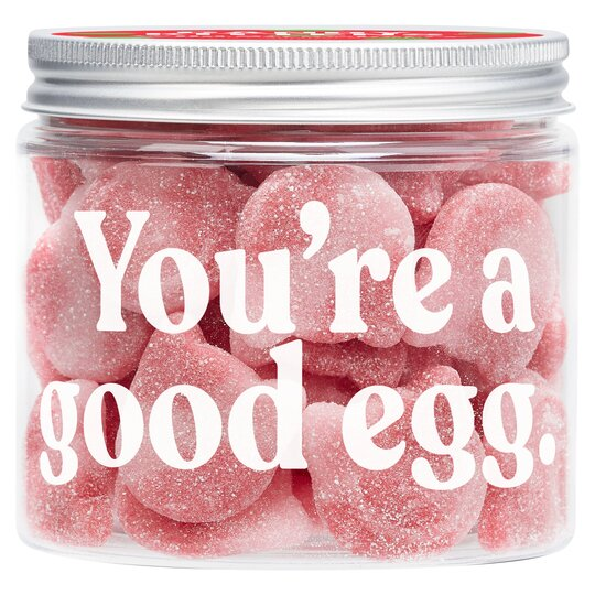 Candy Kittens Wild Strawberry Easter Jar 250G