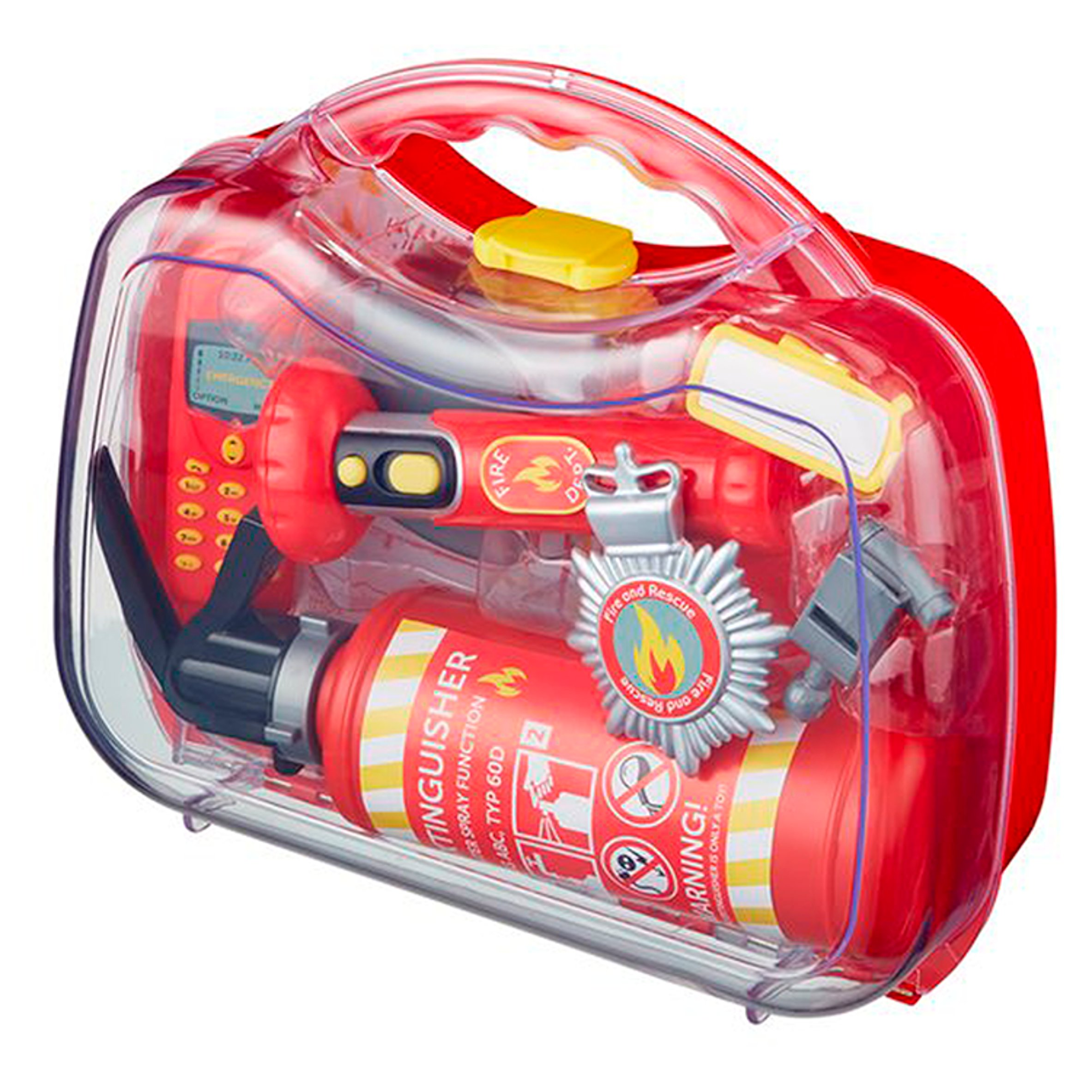 Carousel Fire Fighter Case
