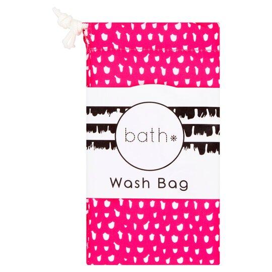 tesco womens wash bags