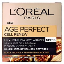 image 1 of L'oreal Paris Age Perfect Cell Renew Day Cream 50Ml