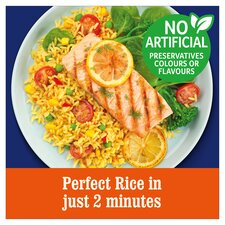 image 4 of Uncle Ben's Golden Vegetable Microwave Rice 6 X 250G