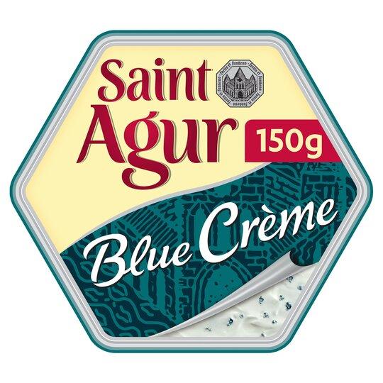 St Agur Blue Creme Cheese 150G
