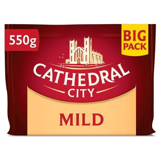 Cathedral City Mild Cheddar 550G