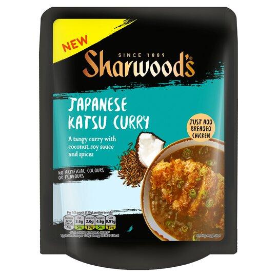 Sharwoods Japanese Katsu Curry 250g