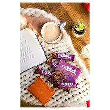 image 2 of Nakd Double Chocolish Fruit & Nut Bars 4X35g