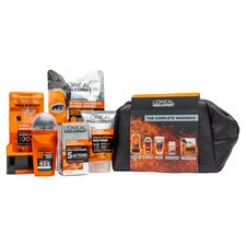 image 2 of L'oreal Men Expert Complete Christmas Wash Bag Giftset