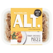 image 1 of The Unbelievable Alt. Chickenless Strips 400G