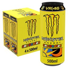 image 1 of Monster Energy The Doctor 4 X 500Ml