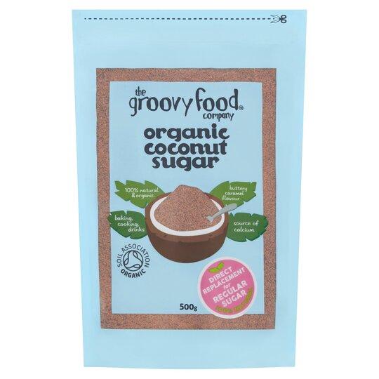 Groovy Food Company Coconut Sugar Organic 500G