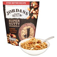 image 2 of Jordans Super Granola Nutty 550G