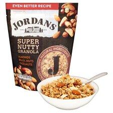 image 2 of Jordans Super Granola Nutty 550G
