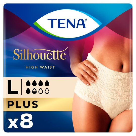 Tena Lady Pants Plus Large 8Pcs