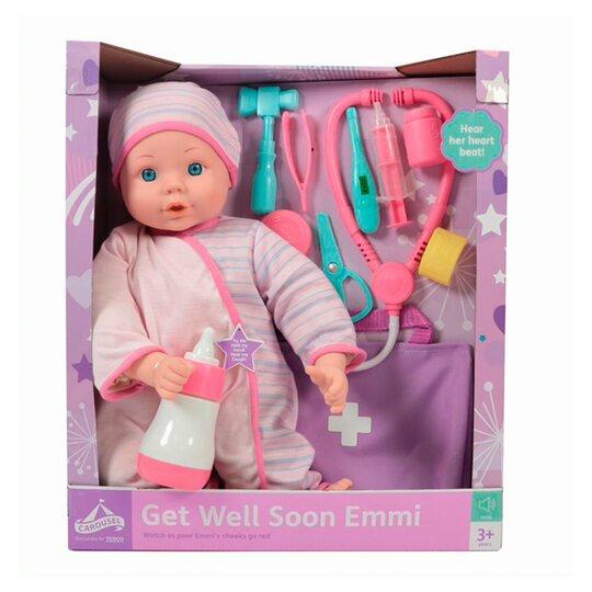 Carousel Emmi Get Well Soon Baby