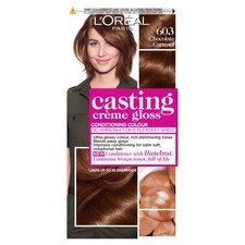 image 1 of L'oreal Paris Casting Creme Gloss 603 Chocolate Caramel