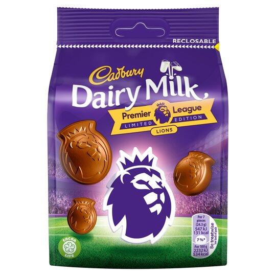 Cadbury Dairy Milk Lion Head Bag 105G
