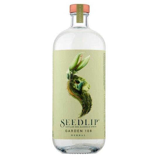 Seedlip Garden Non-Alcoholic Spirit 70Cl