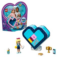 image 1 of LEGO Friends Stephanie's Heart Box Doll Playset 41356