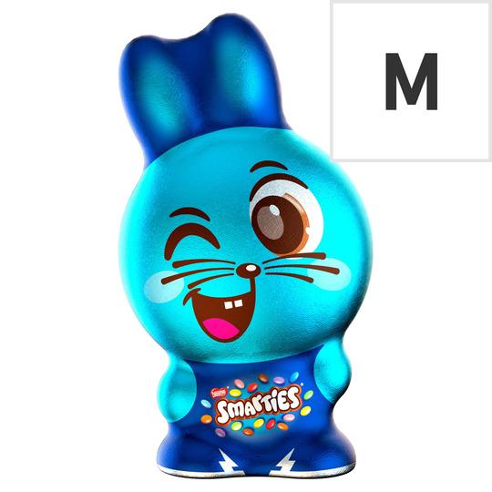 Smarties Bunny Milk Chocolate Hollow Figure 94G