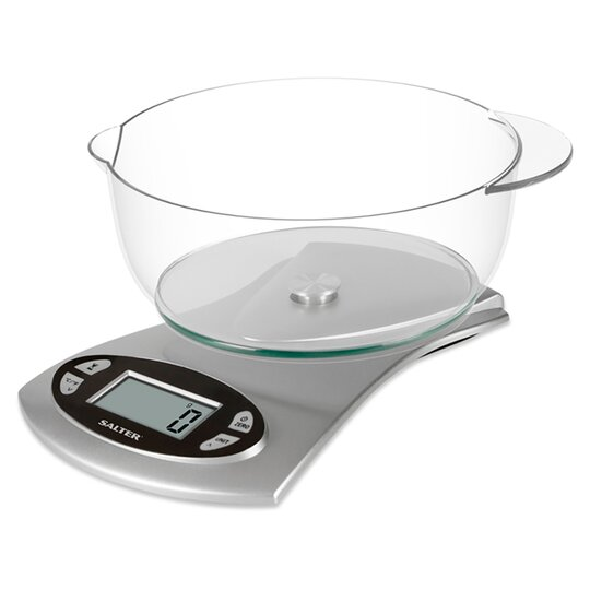 Salter 1069 Bowl Electronic Scale