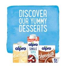 image 3 of Alpro Soya Single Chilled Soya Alternative To Cream 250Ml