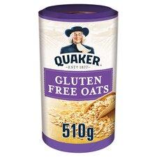 image 1 of Quaker Oat So Simple Gluten Free Original Porridge 510G