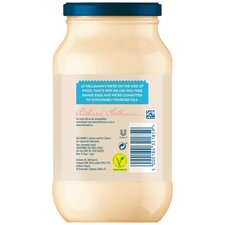 image 3 of Hellmann's Light Mayonnaise 600G Jar