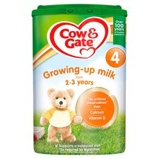 image 1 of Cow & Gate 4 Growing Up Milk Powder 2+ Years 800G