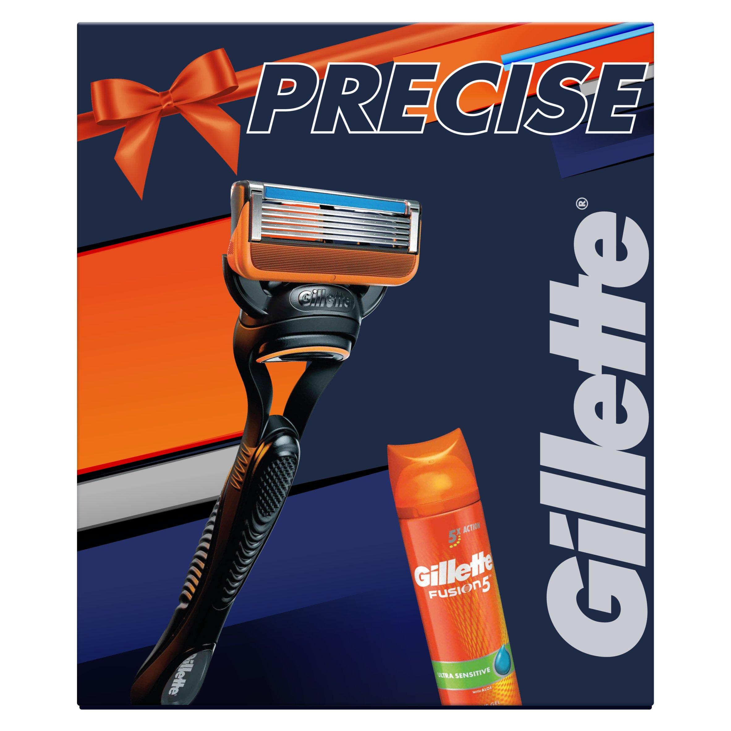 Gillette Fusion 5 Precise Gift Set