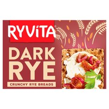 image 1 of Ryvita Dark Rye Crisp Bread 250G