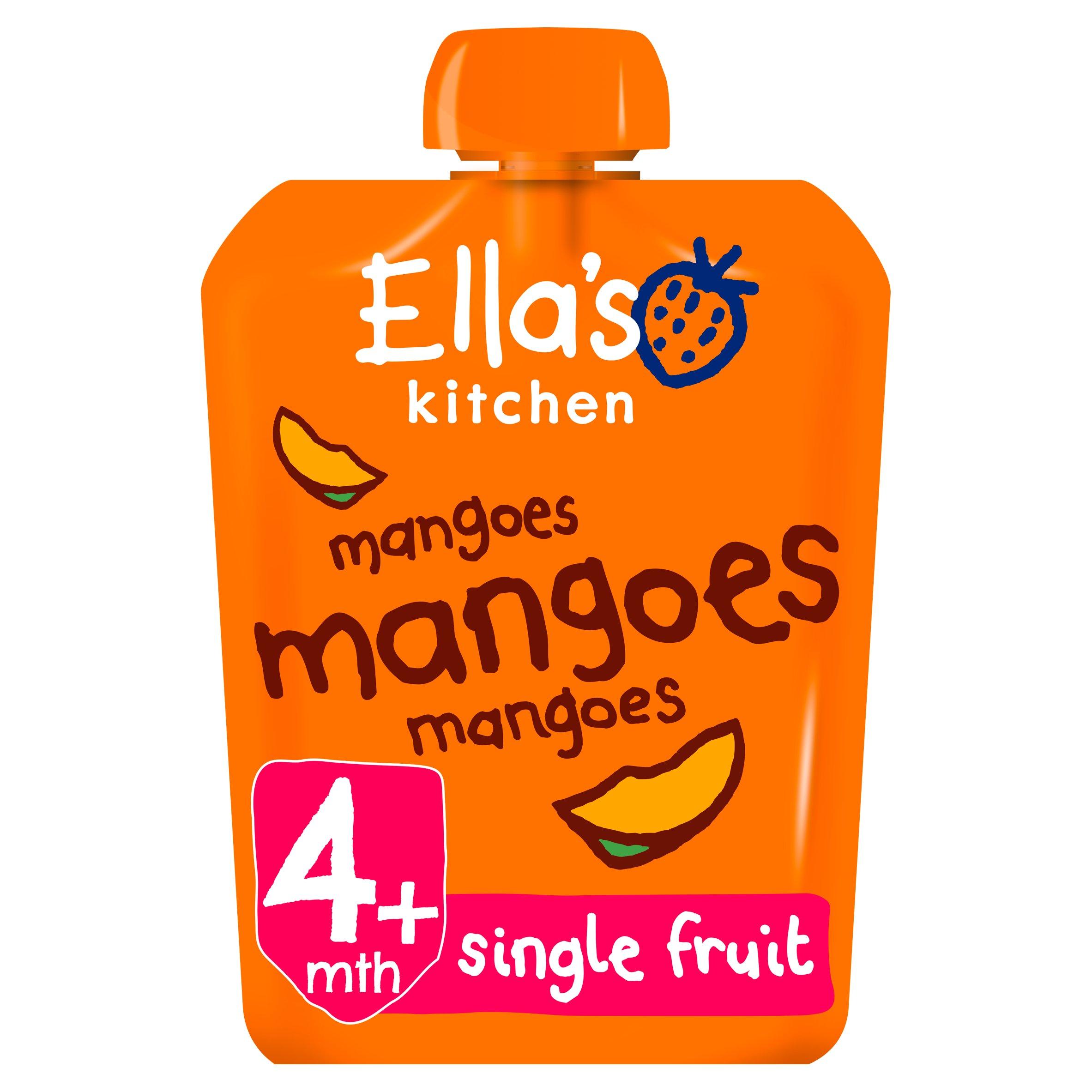 Ella's Mangoes, Mangoes , Mangoe 70G