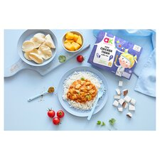 image 2 of Annabel Karmel Mild Chicken Tikka And Rice 200G