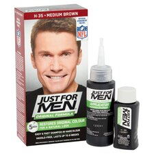 image 2 of Just For Men Hair Colourant Medium Brown
