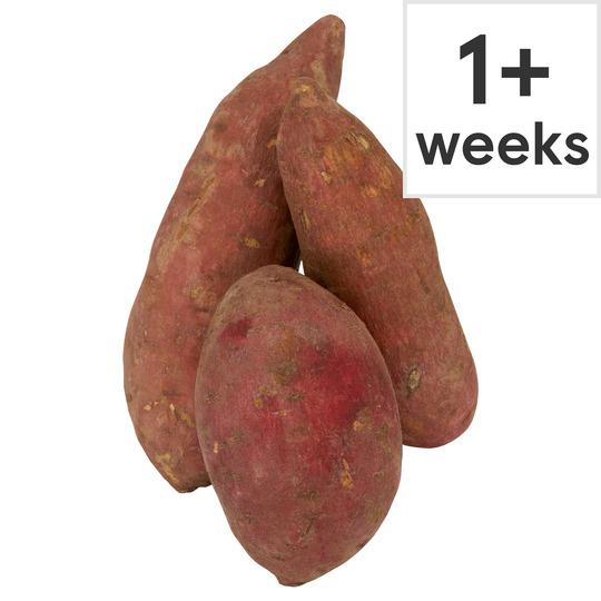 Tesco White Flesh Sweet Potatoes Loose