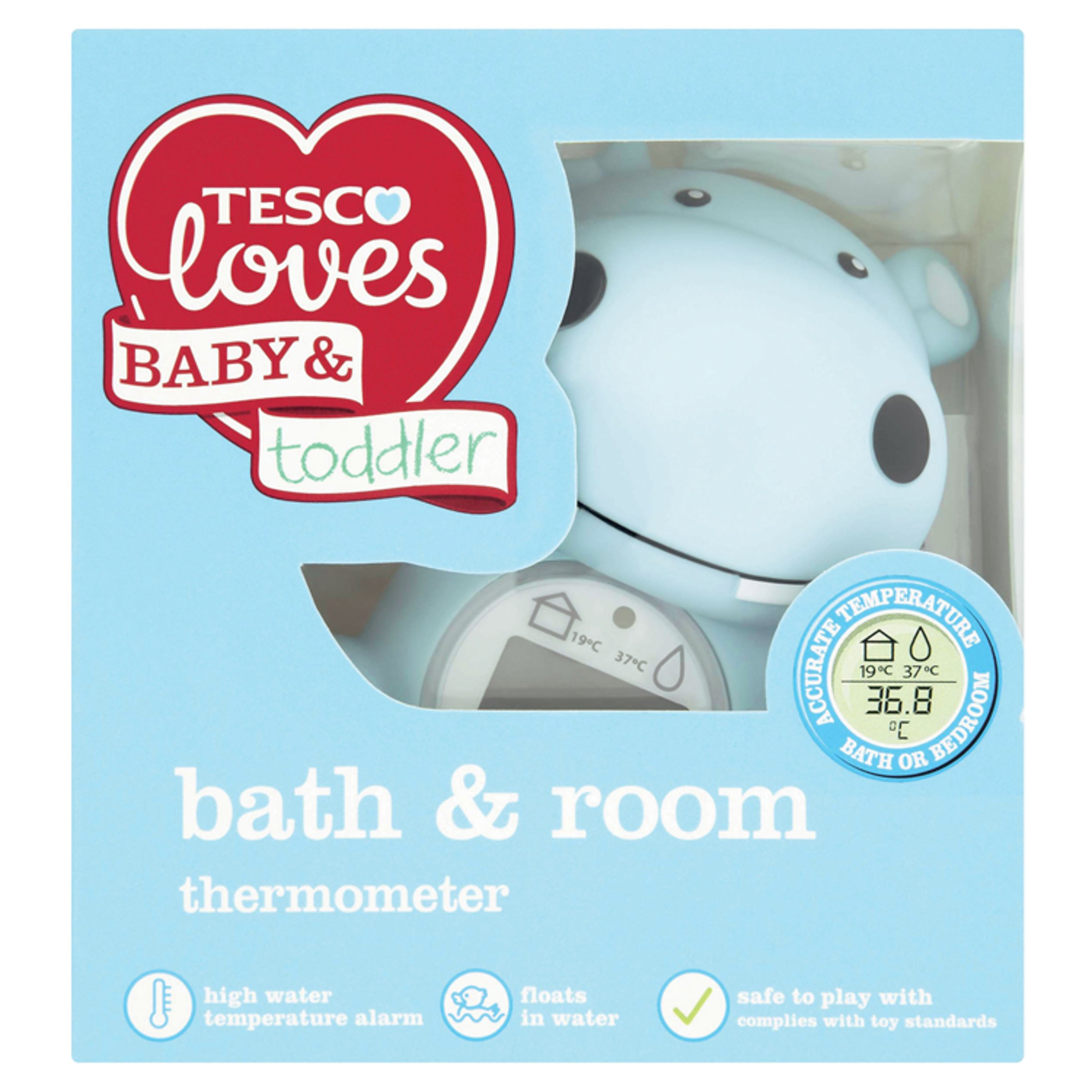 Fred&Flo Bath & Room Thermometer