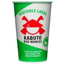 image 1 of Kabuto Noodles Vegetable Laksa 85G