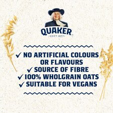image 3 of Quaker Traditional Porridge Oats 500G