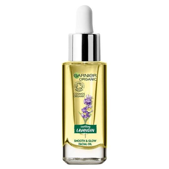 image 1 of Garnier Organic Lavandin Facial Oil 30Ml