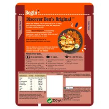 image 2 of Ben's Original Mexican Style Microwave Rice 250G
