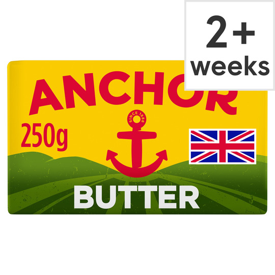 Anchor Salted Block Butter 250G