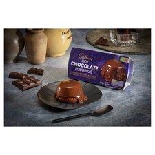 image 2 of Cadbury Hot Chocolate Puddings 2 X 110G