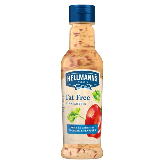 Hellmann's Fat Free Dressing 210Ml